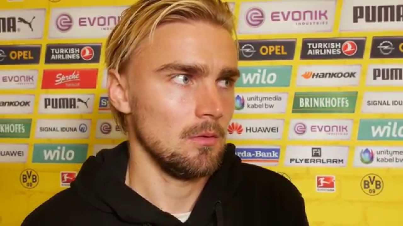 Interview: Marcel Schmelzer nach dem Spiel BVB - HSV (0:1) | BVB