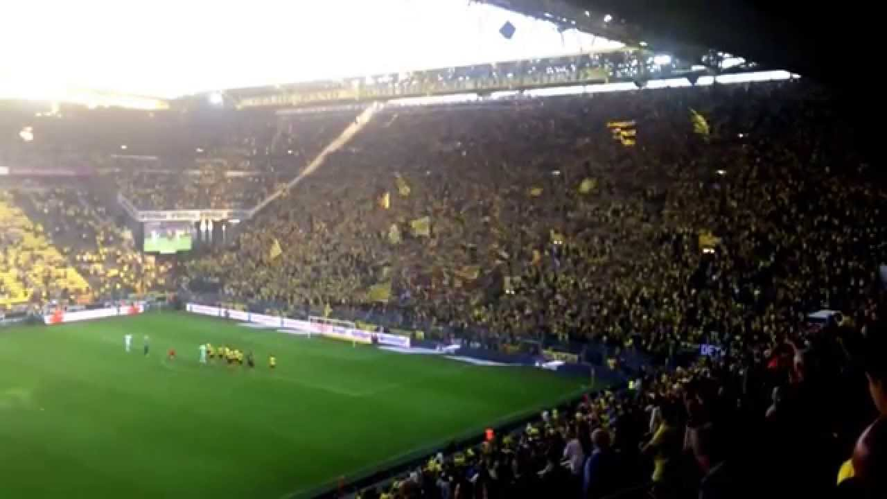 THIS. IS. WHY. | Best fans in the world after the 0-1 defeat against Hamburg