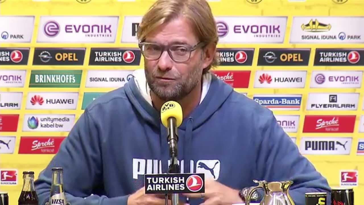 Die Pressekonferenz vor dem Spiel Mainz 05 - BVB | BVB