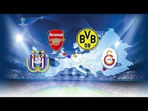 UEFA Champions League: Die PK nach dem Spiel BVB - Arsenal FC | BVB