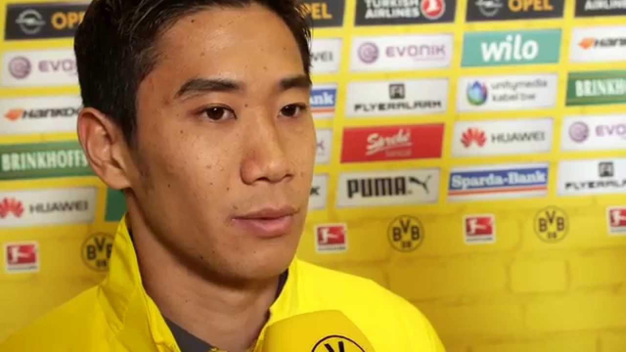 Interview: Shinji Kagawa nach dem Comeback gegen den SC Freiburg (3:1) | BVB