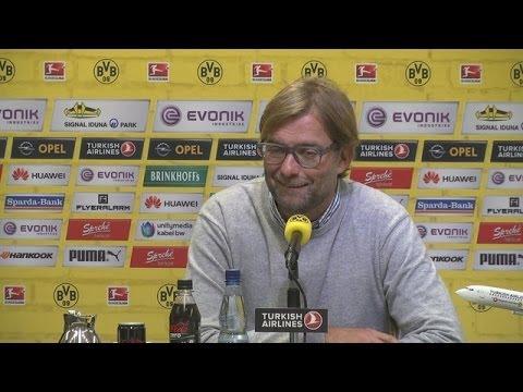Die Pressekonferenz vor BVB - SC Freiburg | BVB