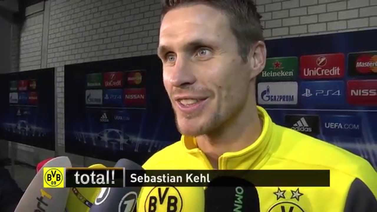 Interview: Sebastian Kehl im BVB total!-Interview nach dem 4:1 gegen Galatasaray | BVB