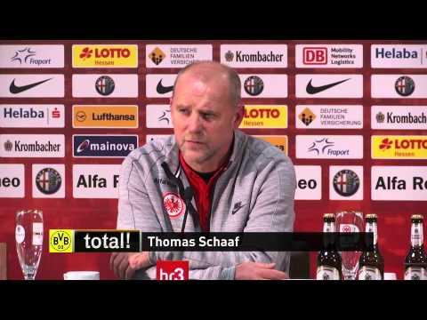 Pressekonferenz: Jürgen Klopp nach dem Spiel bei Eintracht Frankfurt (0:2) | BVB