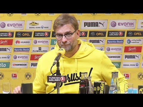 Pressekonferenz: Jürgen Klopp nach dem Heimsieg gegen Hoffenheim (1:0) | BVB