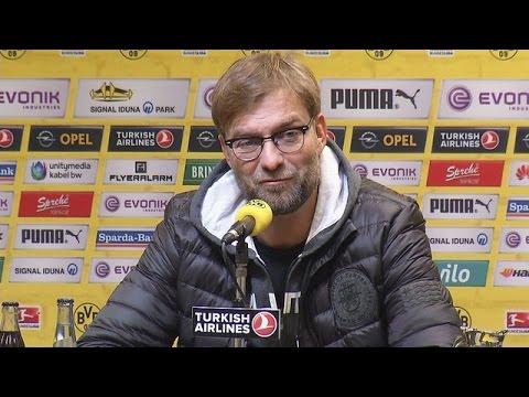 Pressekonferenz: Jürgen Klopp vor dem Spiel bei Hertha BSC | BVB
