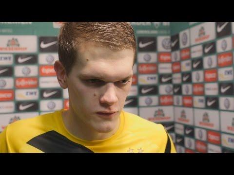 Interview: Matthias Ginter nach der Niederlage bei Werder Bremen (1:2) | BVB
