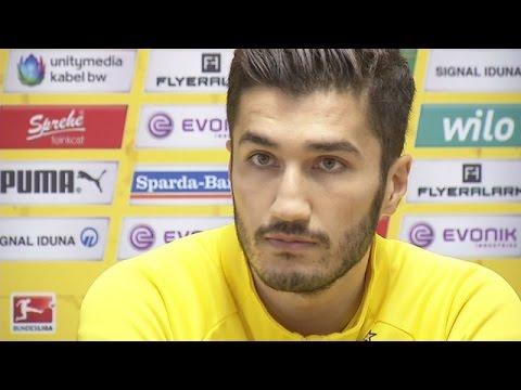 Pressekonferenz: Nuri Sahin vor dem Rückrundenstart in Leverkusen | BVB