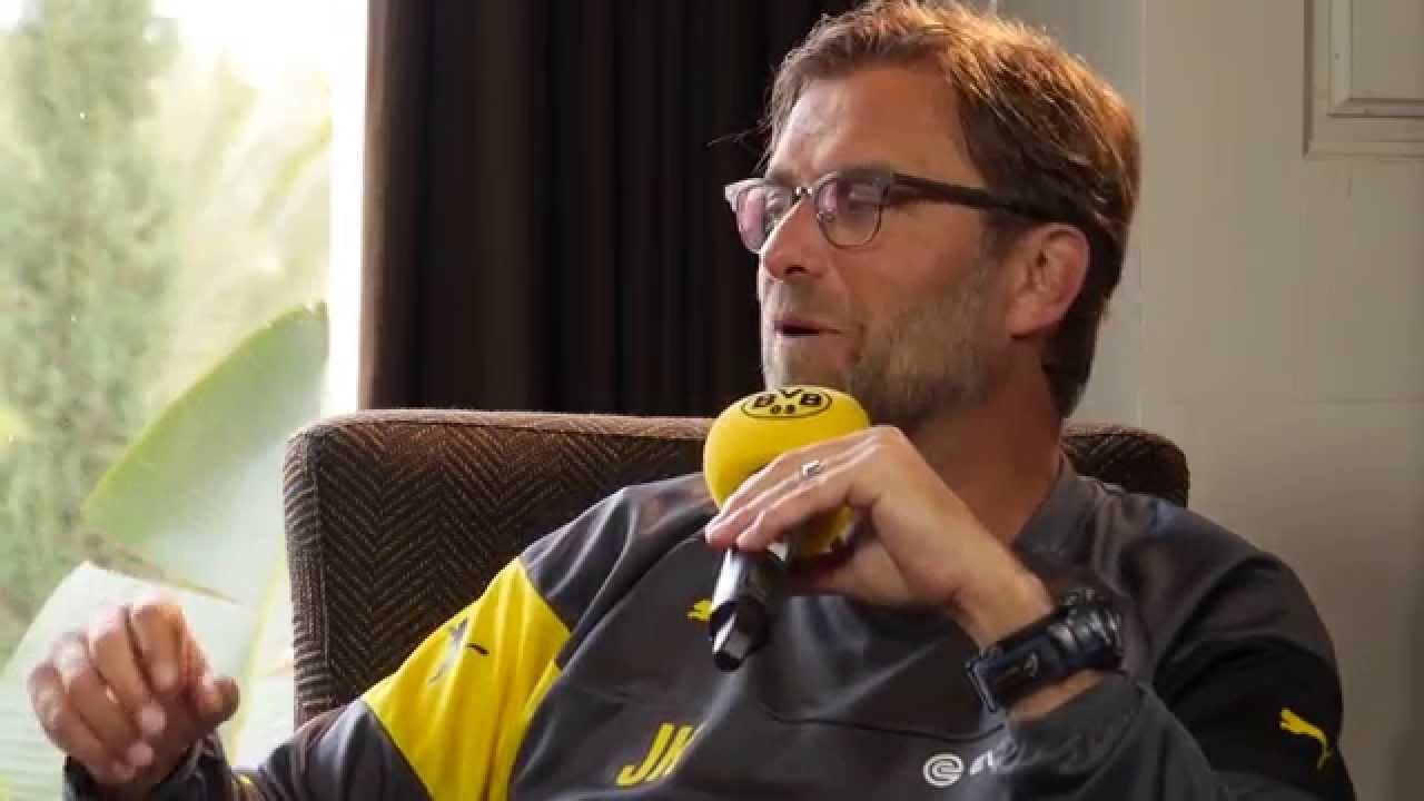 Interview: Jürgen Klopp vor dem Rückrundenstart | BVB