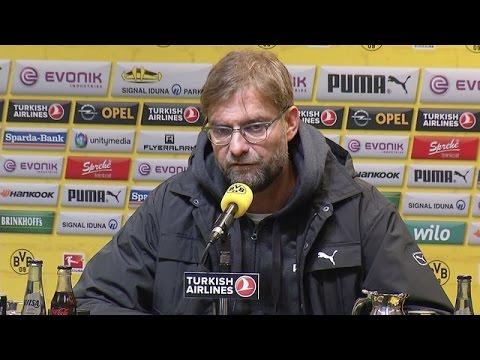 Pressekonferenz: Jürgen Klopp vor dem Spiel beim SC Freiburg | BVB